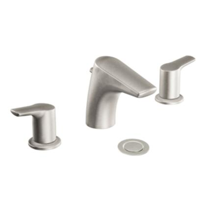 T6820BN Method Two-handle Low Arc Bathroom Faucet in Brushed