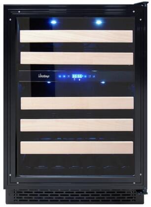Vinotemp VT24PR46 24 Panel-Ready Wine Cooler