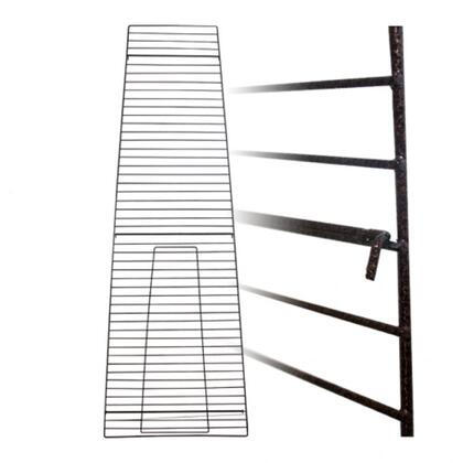 LHP-217 Heritage Bronze  Grids for Triangular Patio