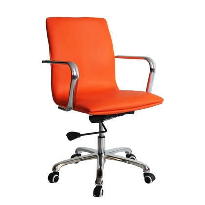 FMI10170-orange Confreto Conference Office Chair Mid Back