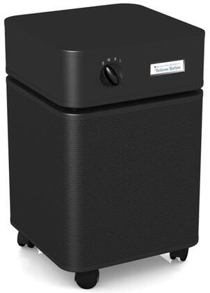 B402BLK Bedroom Machine Air Purifier  High Efficiency Gas Absorption  Clean Air Pocket Vent  Easy Filter Changes  Independently Tested and Smooth Roll Casters 357257