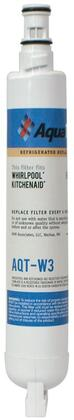 AQT-W3 Refrigerator Replacement Filter Fits Whirlpool 4396701  EDR6D1