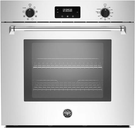 Bertazzoni MASFS30XV Master Series Electric Single Wall Oven