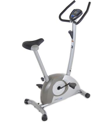 15-1300 Magnetic Upright 1300 Bike with Smooth Magnetic Resistance  Dial Tension Control  InTouch Monitor  Oversized Cushioned Vinyl Seat and Adjustable Seat