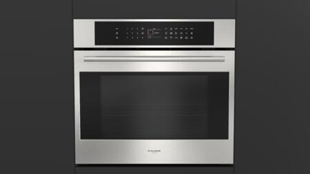 Fulgor Milano F7SP30S1 30 700 Series 4.4 cu. ft. Total Capacity Electric Single Wall Oven in Stainless Steel
