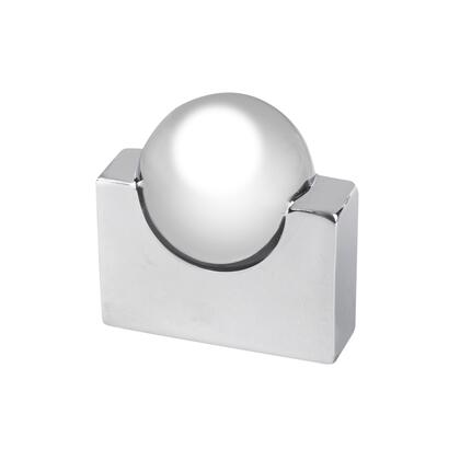 Z40241280067 Pull Profile Centers 128Mm..Stainless Steel