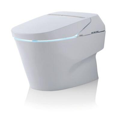 MS993CUMFX#01 Neorest 750H Dual Flush Toilet with 1.0 & 0.8 GPF  Actilight  CeFiONtect Glaze Surface  WaterSense and ADA Compliant in Cotton