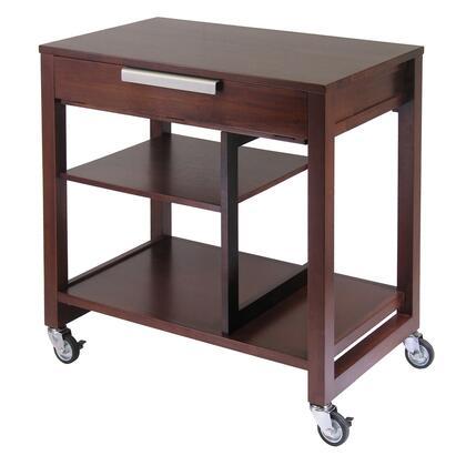 94032 Computer Desk in Walnut