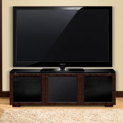 "PR-12 65"""" Contemporary TV Stand Audio Video Storage Cabinet - Deep"" 160051"