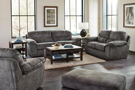 Atlee Collection 44314PCQSTLARMBNKIT1P 4-Piece Living Room Sets with Sofa Beds  Loveseat  Living Room Chair and Ottoman in