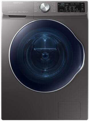 """WW22N6850QX 24"""""""" Front Load Washer with 2.2 cu. ft. Capacity  Quick Wash  PowerFoam  VRT Technology  Self-Cleaning and Swirl Drum Interior  in"""" 903563"""