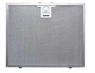 WS-62NAF 11 inch  Aluminum High Density Aluminum Mesh Replacement Filter for Windster WS-62N Series Wall Mounted Range Hoods - Single