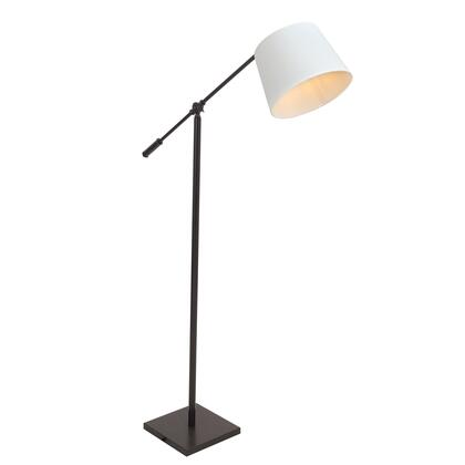 LS-L-PPR AN+CR Piper Industrial Floor Lamp in Antique and Cream thumbnail