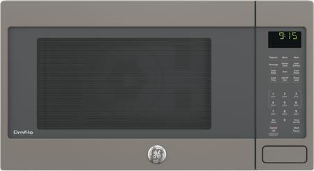 GE PEB9159EJES Slate 1.5 cu. ft. Capacity Countertop Microwave