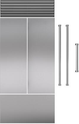 Door Panel for 36 French Door RefrigeratorsFreezers