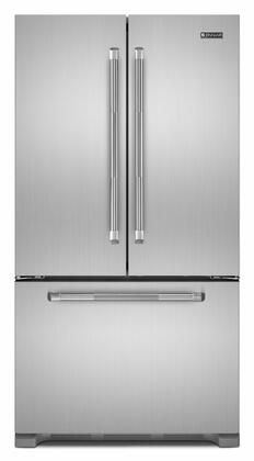 JFC2290REP 36 inch  Counter Depth French Door Refrigerator with 16.35 cu. ft. Capacity  5.59 cu. ft. Freezer Capacity  in Stainless
