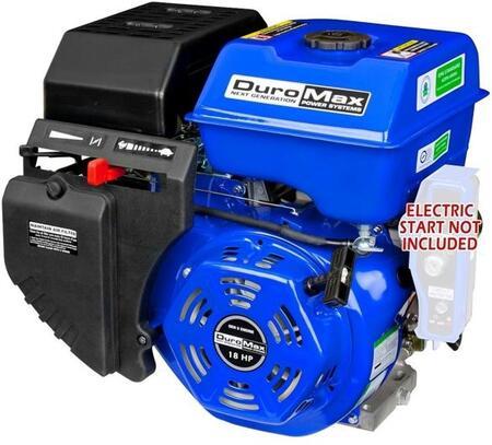 DuroMax XP18HP 18 HP Recoil Start Go Kart Log Splitter Gas Power Engine Motor