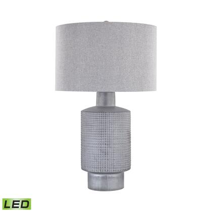 D2906-LED Benson 1 Light LED Table Lamp in Roasted Coffee
