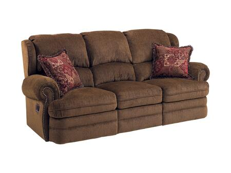 203-39-1895-21 Lane Hancock Double Reclining Sofa In Cocoa (simple Solutions