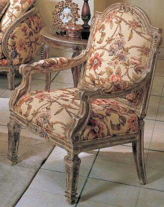 OR1333A Orchard Arm Chair with Floral