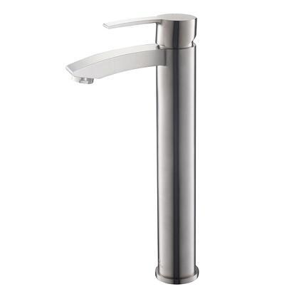 FFT3112BN Livenza Single Hole Vessel Mount Bathroom Vanity Faucet - Brushed