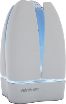 Airfree Lotus Filterless Air Purifier, Small, White