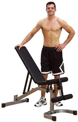 PFID130X Powerline Flat  Incline  Decline Bench with T-Bar Leg Hold Down and Fully Adjustable Press