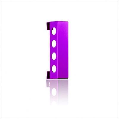 VB4BBP Bead Blast Vertical Wine Rack With Modern and Inovative Designs  Vertically Mounted & In