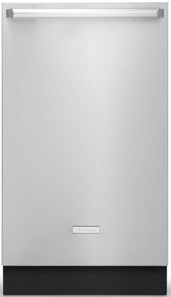 Electrolux IQ-Touch Series EIDW1805KS 18 Inch Fully Integrated Dishwasher with 5 Wash Cycles, Sanitize Option, 4 Wash Levels, Delay Start, IQ-Touch Controls, Silence Rating of 52 dBA, ADA Compliant and Energy Star Rated EIDW1805KS
