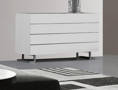 Modrest Lyrica VGKCLYRICAWHT-DR 47 inch  Dresser in White Lacquer