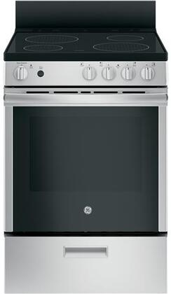 GE JAS640RMSS 2.9 Cu. Ft. Stainless Electric Range