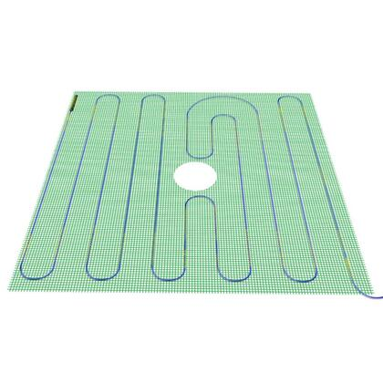 TRT120-4.0x4.0 Tempzone    Shower Mat 120V 48'' X 48''   16 Sq.Ft.