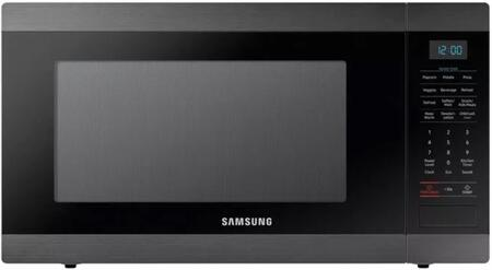 MS19M8020TG Countertop Microwave with 1.9 cu. ft. Capacity  Sensor Cooking  Eco Mode  in Black Stainless