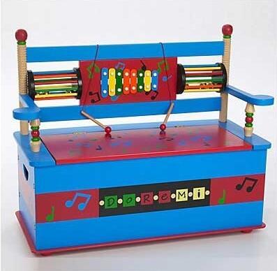 LOD20014 Musical Bench Seat w/