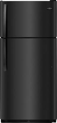 Frigidaire FFHT1832TE 30 Inch Freestanding Top Freezer Refrigerator