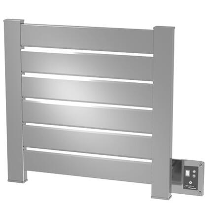 V 2322 B Amba V-2322 Towel Warmer in Brushed Steel