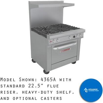 H4366A Utimate Range Series 36