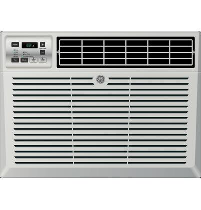"AED08LV 19"" Energy Star Qualified Air Conditioner with 8 200 BTU Cooling Capacity  3 Fan Speeds  EZ Mount Window Kit  Fixed Chassis  Electronic Digital"
