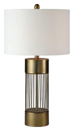 LPT624 Ventura Table Lamp in Antique