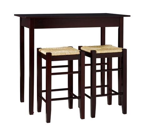 02850ESP-01-KD-U Tavern Three Piece Counter