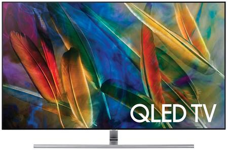 "QN65Q7FAMFXZA 65"" Class Energy Star Rated Q7C QLED 4K Flat TV with Quantum Dots  4K Ultra HD Resolution  240 Motion Rate  and Smart Hub  in"