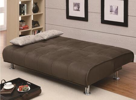 300276 Sofa Beds Transitional Styled Sofa Sleeper Futon