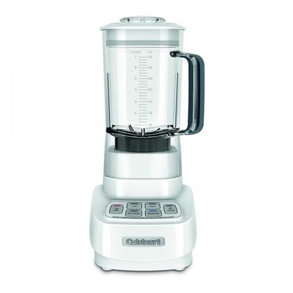 SPB-650GW Velocity Ultra 7.5 1 HP Blender With 56 Oz. BPA Free Tritan Plastic Jar  Pulse Function  Pre-programmed Smoothie and Ice Crush Functions  Electronic