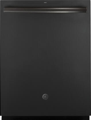 "GE 24"" Built-In Dishwasher Black Slate GDT655SFLDS"
