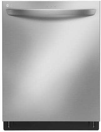 "LG 24"" Top Control Built-In Dishwasher with QuadWash and Stainless Steel Tub Stainless steel LDT7797ST"