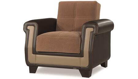 Proline Collection PROLINE ARM CHAIR BROWN 27-55 39
