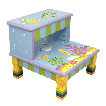 W-7493A Fantasy Fields - Under The Sea Step