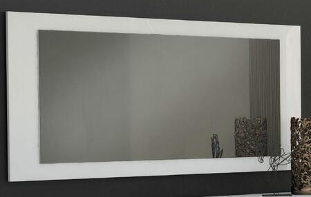 """Elegance_ELEGANCEMIRROR_75""""_x_31""""_Mirror_with_Wooden_Frame_in"""