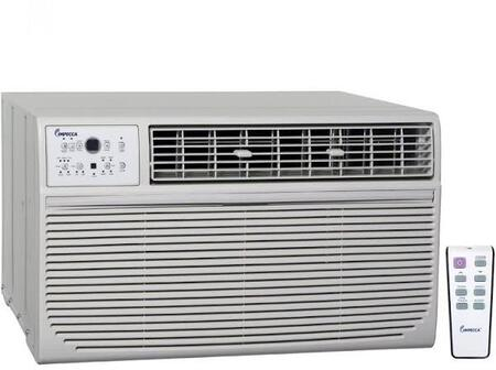 "ITAC14-KR 25"" Through the Wall Air Conditioner with 14000 Cooling BTU 700 sq. ft. Cooling Area 24 Hour Timer Auto Restart Energy Saver and Remote Control"