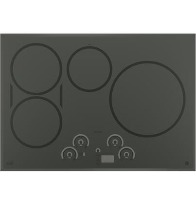 "CHP9530SJSS 30"" Built-in Induction Cooktop with Four Elements Glide Touch Controls Stainless Steel Clad Aluminum Griddle Melt Setting and Kitchen Timer in"